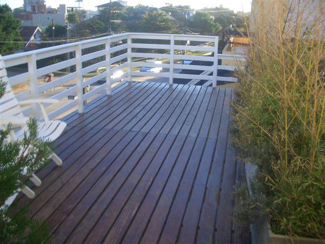 Deck Planta alta.